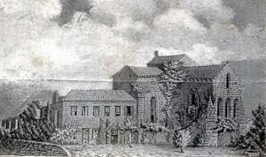 Abbaye des Fontenelles  avant