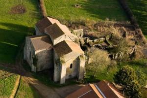 Abbaye des Fontenelles ce qui en reste